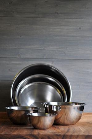 Bunke Rostfritt stål 0,5L