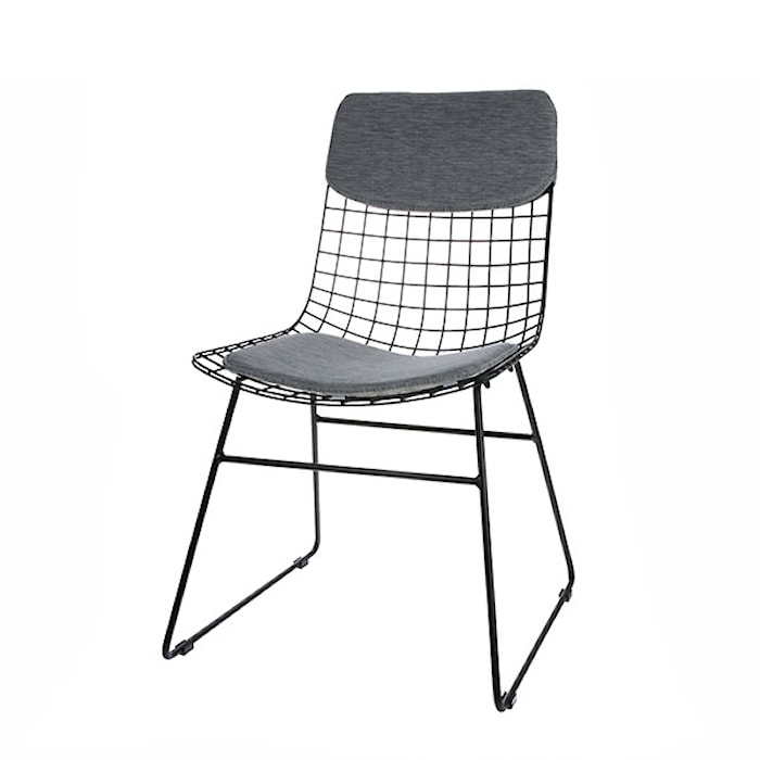 Wire Stol Comfort Kit Grå