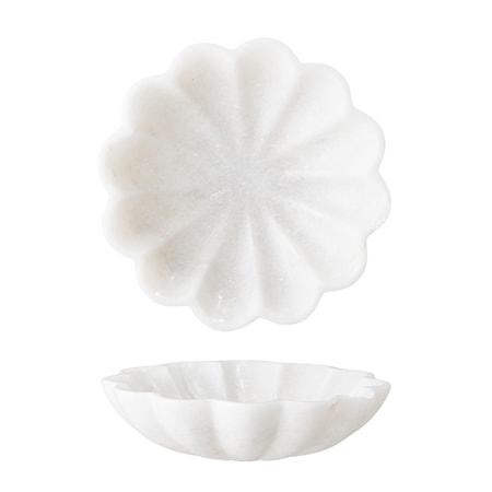 Bakke Hvid Marmor