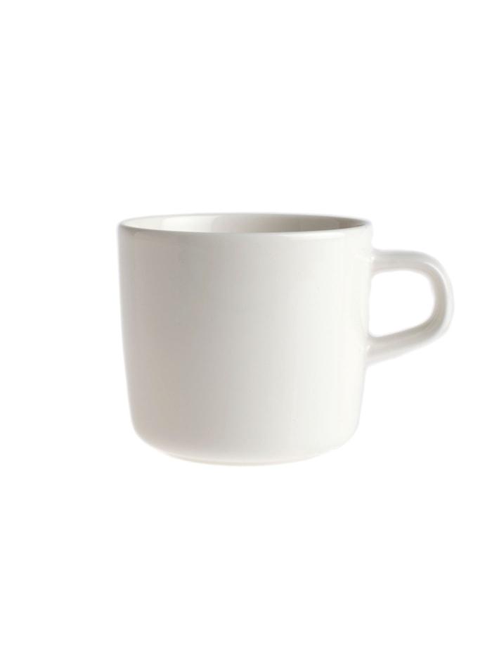OIVA Kaffekopp 20 cl Hvit