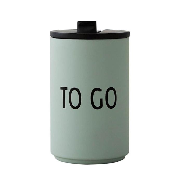 TO GO Thermo/Isolerad Mugg