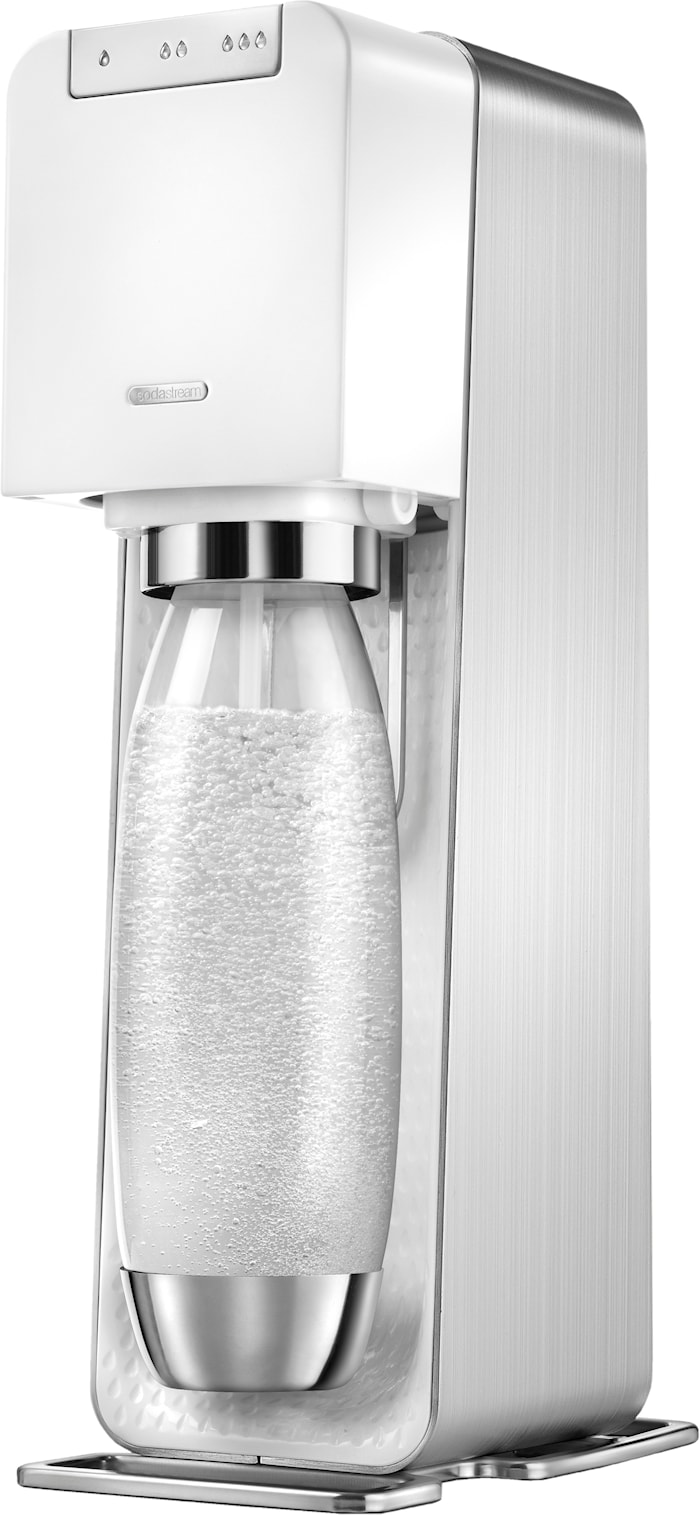 SodaStream Kullsyremaskin Power White