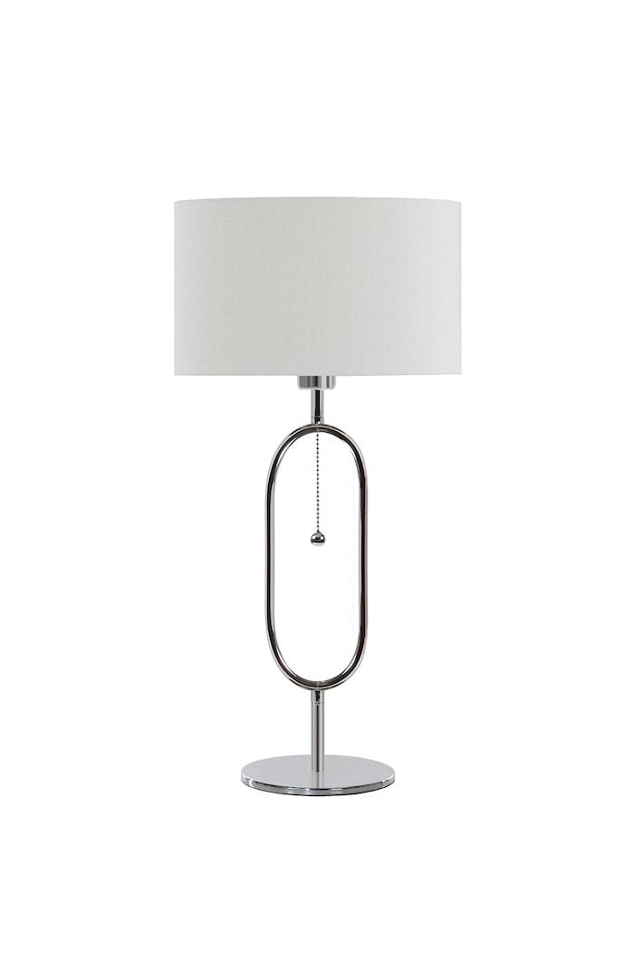 Diva Bordlampe Krom