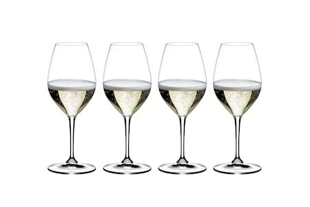 Vinum Champagne 4-pakkaus