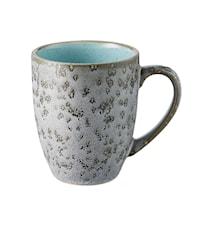Bitz Tasse 30cl Grau/Hellblau