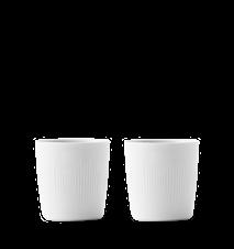 Thermodan Termokrus Hvidt Porcelæn 20 cl 2-Pak