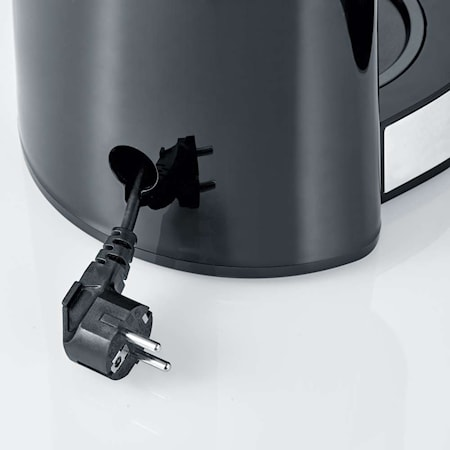 Kaffebryggare 10 koppar Rostfritt stål