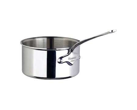 Cook Style Kastrull 0,8 liter Blank Stål
