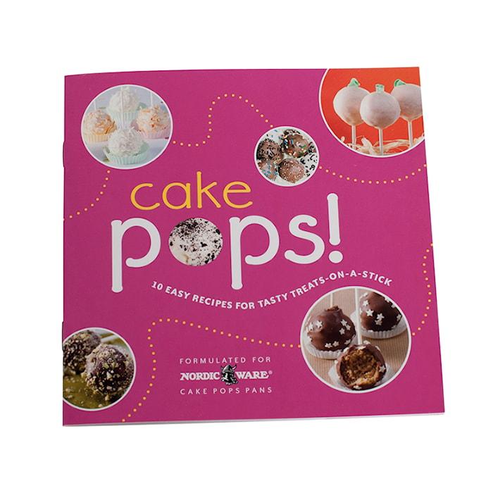 Opskriftsbog Cake Pop