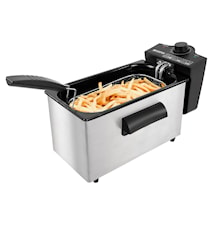 Deep Fryer 3 L Stainless Steel