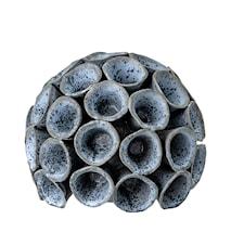 Deco Blue Stoneware