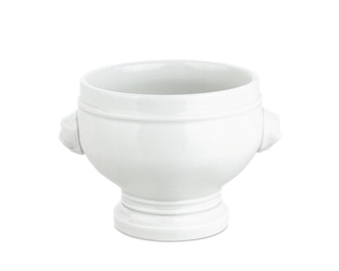 suppeskål nr. 5 Hvit, 0,8 liter