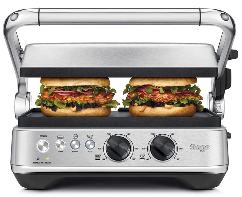 BBQ & PRESS SGR 700 BSS GRILL