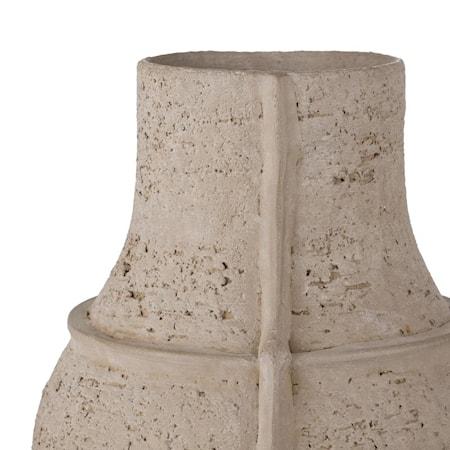 Vas Afrillia Grå 15cm