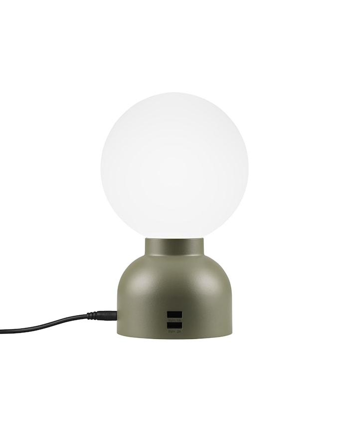 Pluggie Bordslampa Grön