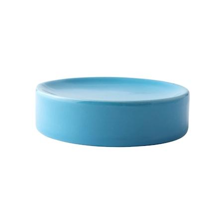 Saippua-astia Keramiikka Turkoosi 11 cm