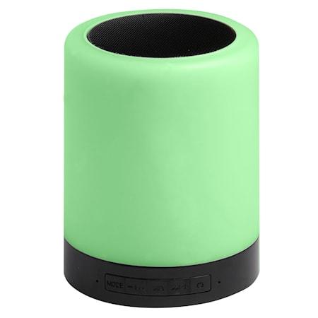 Bluetoothhøjtaler med lys