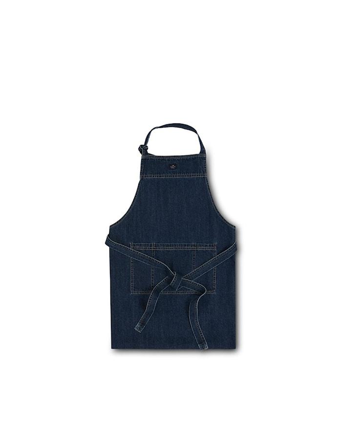 Icons Cotton Twill  Förkläde Denim  80x105cm