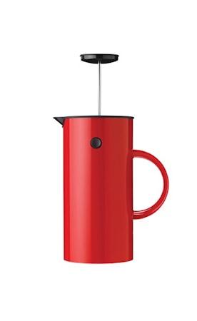 EM Kaffepress Röd