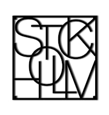 Dessous de plat City Trivet Stockholm 18 x