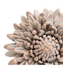 Dekoration Serafina Flower 3 cm