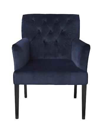 Stol Sander Sammet Royal blue