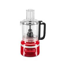 Foodprocessor Rød 2,1 liter