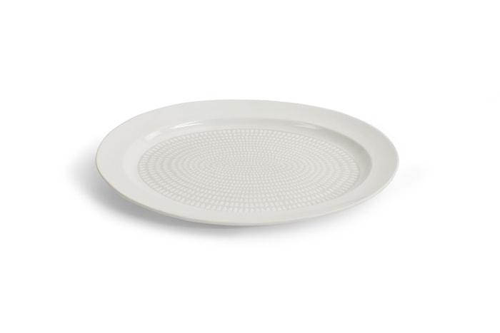 Drop Serveringsfat Hvit 33 cm
