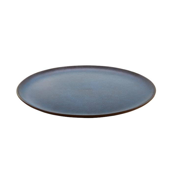 Raw Middagstallrik Midnight Blue 6 st 28 cm