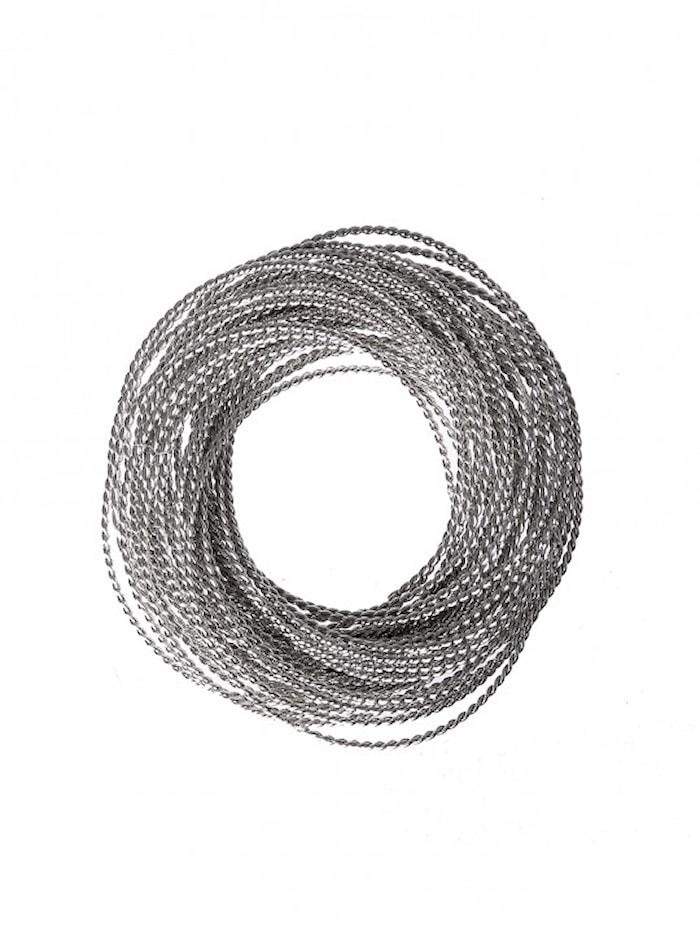 Servietring Kerala silver