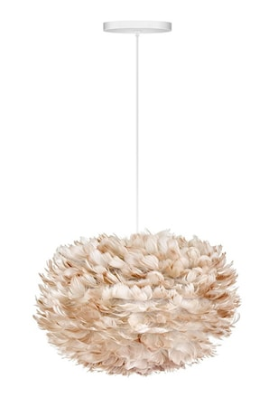 Eos lampe - Lysegrå