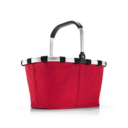 Shoppingkorg Röd 22 L