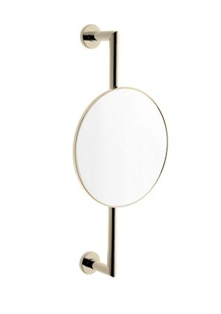 TA816 Sminkspegel White Gold