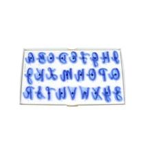 Fun Font Stämpelset Alfabetet