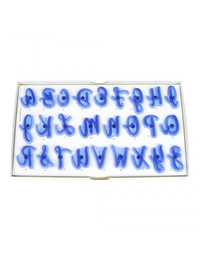 Fun Font Stempelsett Alfabetet