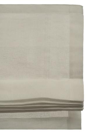 Rullaverho Ebba luonnonvärinen 160x180