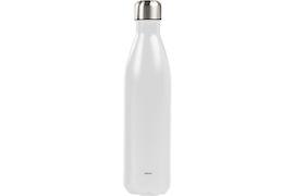 Ståltermos flaska 075 L vit