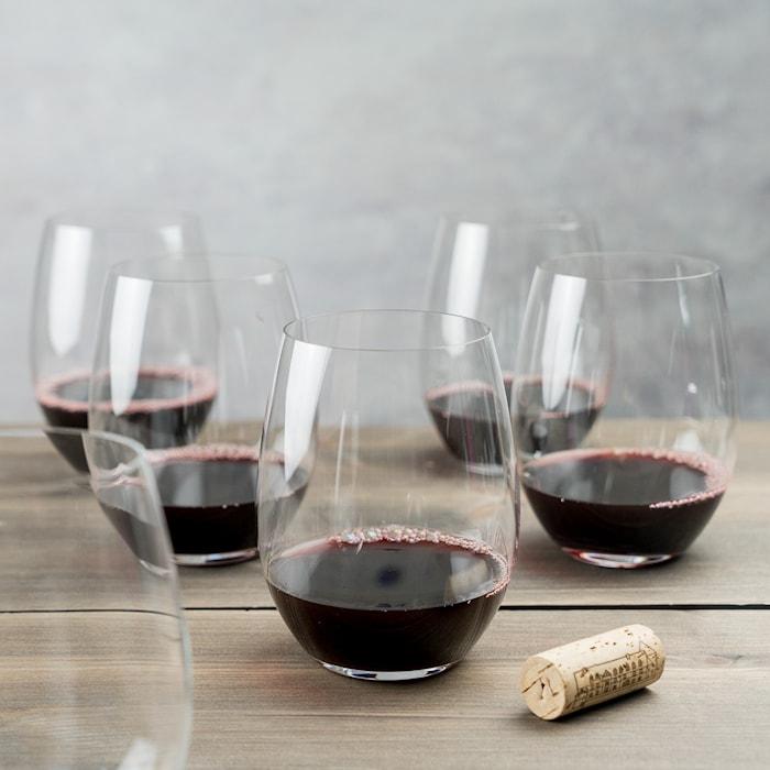 O Wine Cabernet/Merlot, 6-pakning