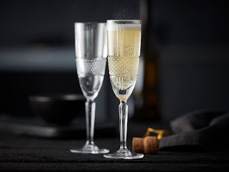 Champagne Brillante 19 cl 4-pak