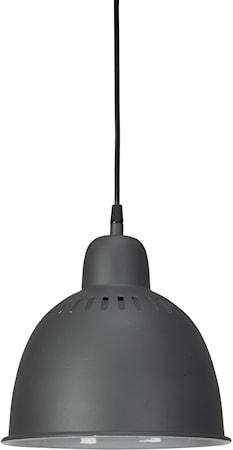 Cleveland Loftslampe Grå/Hvid 23 cm