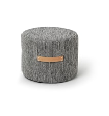 'Björk' Stool Dark grey Low