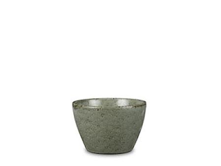 Morgenmadskål Grøn Stentøj Ø 13cm x 8cm