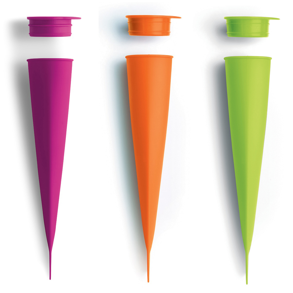 Pop-up glass 3-pack