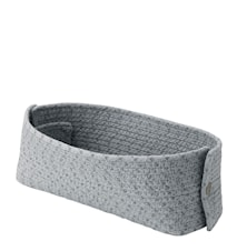 KNIT-IT brødkurv – grey