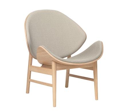 The Orange Lounge Chair grey Vitoljad Ek