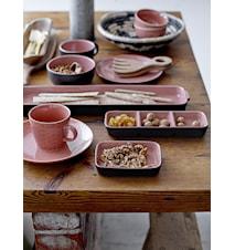 Sienna Mug Orange Stoneware