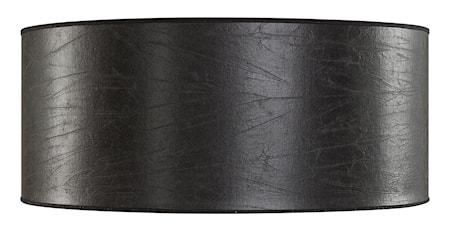 Cylinder Lampskärm Large Svart