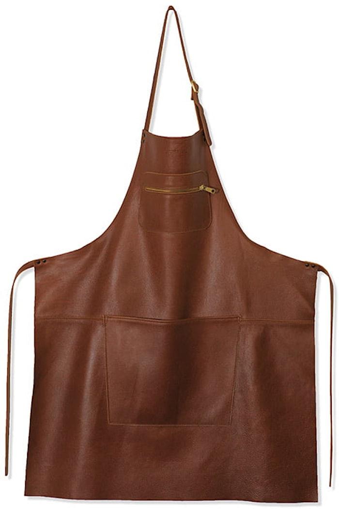 Zipper Style Förkläde Classic Brun