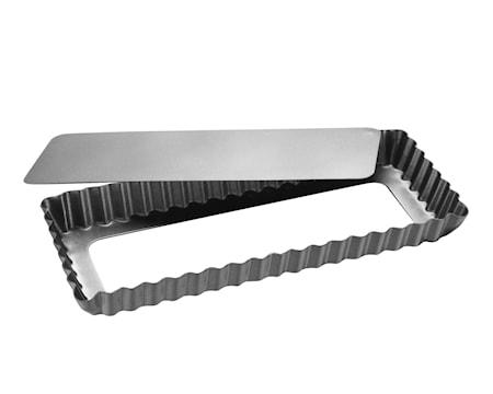 Silvertop Pajform 35x11cm Silver