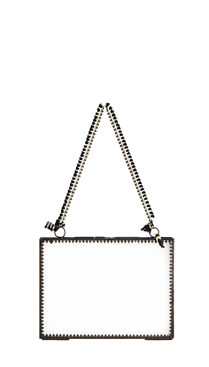 Ripustettava Valokuvakehys 20x15 cm - Musta
